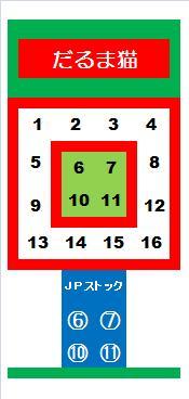 20100319・ストラックアウト・ボード(だるま猫).jpg